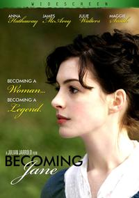Becoming Jane - 27 x 40 Movie Poster - Style D