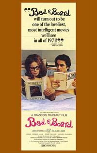 Bed and Board - 11 x 17 Movie Poster - Style B