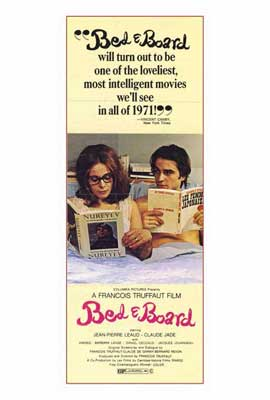Bed and Board - 27 x 40 Movie Poster - Style B