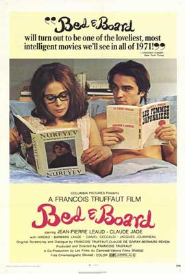 Bed and Board - 27 x 40 Movie Poster - Style A