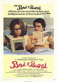 Bed and Board - 43 x 62 Movie Poster - Bus Shelter Style A