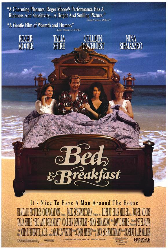 Bed And Breakfast Movie Roger Moore