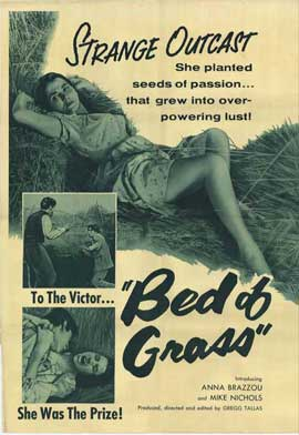 Bed of Grass - 27 x 40 Movie Poster - Style A