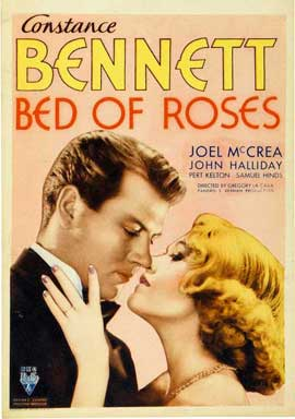 Bed of Roses - 11 x 17 Movie Poster - Style A