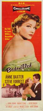 Bedevilled - 14 x 36 Movie Poster - Insert Style A
