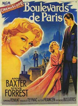 Bedevilled - 11 x 17 Movie Poster - French Style A