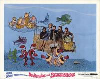 Bedknobs and Broomsticks - 11 x 14 Movie Poster - Style A