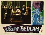 Bedlam - 11 x 14 Movie Poster - Style F