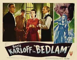 Bedlam - 11 x 14 Movie Poster - Style A