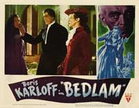 Bedlam - 11 x 14 Movie Poster - Style B