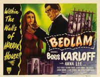 Bedlam - 11 x 14 Movie Poster - Style C