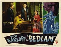 Bedlam - 11 x 14 Movie Poster - Style H