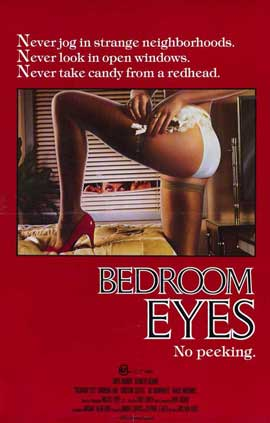 Bedroom Eyes - 11 x 17 Movie Poster - Style A
