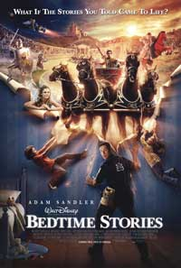 Bedtime Stories - 27 x 40 Movie Poster - Style B