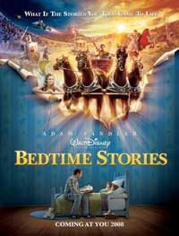 Bedtime Stories - 27 x 40 Movie Poster - Style D