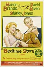 Bedtime Story - 11 x 17 Movie Poster - Australian Style A