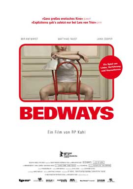 Bedways - 11 x 17 Movie Poster - German Style A