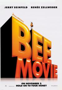 Bee Movie - 43 x 62 Movie Poster - Bus Shelter Style A