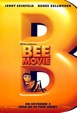 Bee Movie - 11 x 17 Movie Poster - Style B
