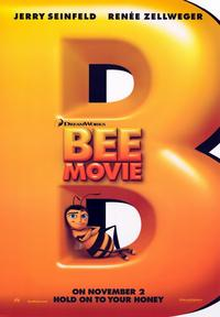 Bee Movie - 43 x 62 Movie Poster - Bus Shelter Style B