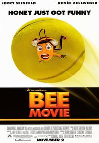 Bee Movie - 43 x 62 Movie Poster - Bus Shelter Style C