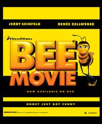 Bee Movie - 11 x 17 Movie Poster - Style K