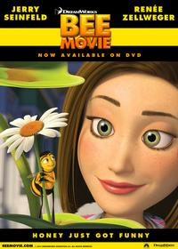 Bee Movie - 11 x 17 Movie Poster - Style O