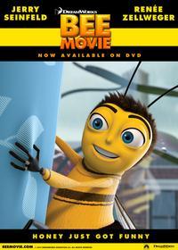 Bee Movie - 27 x 40 Movie Poster - Style N