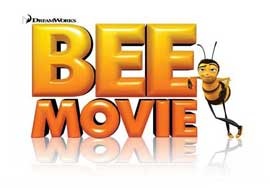 Bee Movie - 11 x 17 Movie Poster - Style R