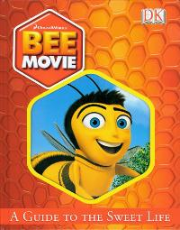 Bee Movie - 43 x 62 Movie Poster - Bus Shelter Style E