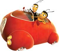 Bee Movie - 8 x 10 Color Photo #18