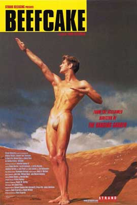 Beefcake - 11 x 17 Movie Poster - Style B