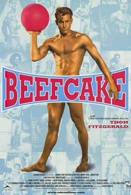 Beefcake - 27 x 40 Movie Poster - Style B