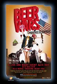 Beer Wars - 11 x 17 Movie Poster - Style B