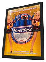 Beerfest - 11 x 17 Movie Poster - Style A - in Deluxe Wood Frame