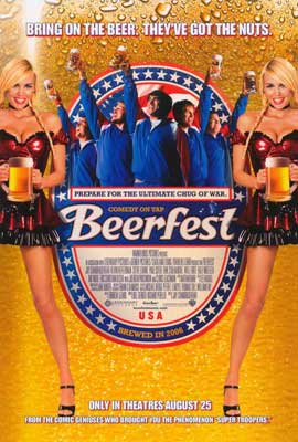 Beerfest - 27 x 40 Movie Poster