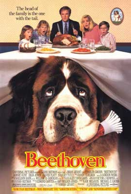Beethoven - 11 x 17 Movie Poster - Style A