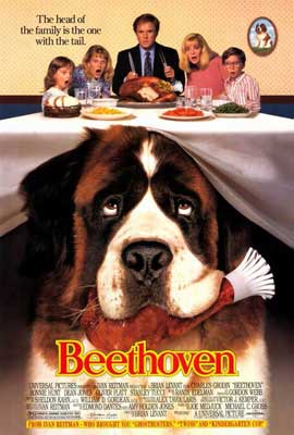 Beethoven - 27 x 40 Movie Poster