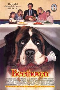 Beethoven - 43 x 62 Movie Poster - Bus Shelter Style A