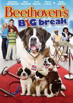 Beethoven's Big Break - 27 x 40 Movie Poster - Style A