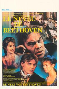 Beethoven's Nephew - 27 x 40 Movie Poster - Belgian Style A