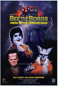 Beetle Borgs: Curse of the Shadow Borg - 11 x 17 Movie Poster - Style A