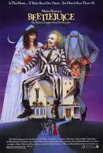 Beetlejuice - 11 x 17 Movie Poster - Style A