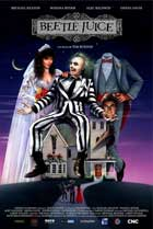 Beetlejuice - 11 x 17 Movie Poster - French Style A
