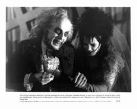Beetlejuice - 8 x 10 B&W Photo #2