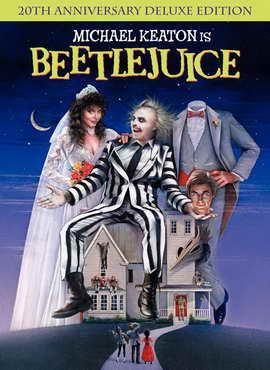 Beetlejuice - 11 x 17 Movie Poster - Style C