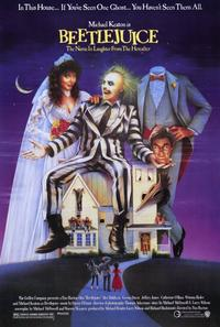 Beetlejuice - 11 x 17 Movie Poster - Style A - Museum Wrapped Canvas