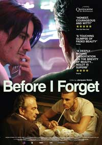 Before I Forget - 27 x 40 Movie Poster - UK Style A