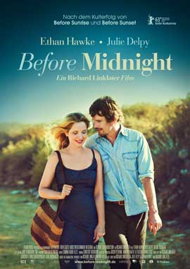 Before Midnight - 11 x 17 Movie Poster - German Style A