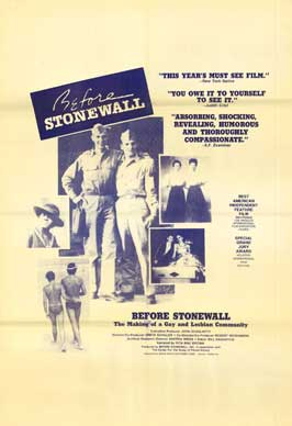 Before Stonewall - 27 x 40 Movie Poster - Style B